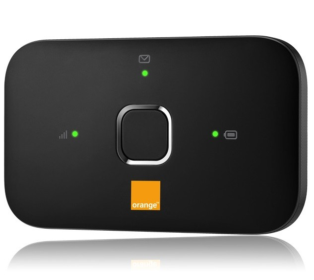 Orange Huawei E5573 LTE MiFi Modem Router
