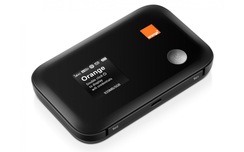 Orange Huawei E5372 LTE MiFi Modem Router