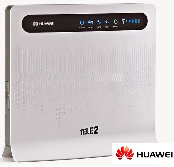 Tele2 Huawei B593 LTE Wireless Gateway Modem Router