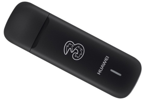 """3"" Huawei E3231 HSPA+ USB Dongle Modem"