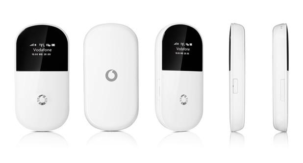 Vodafone Huawei R205 HSPA+ MiFi Modem Router