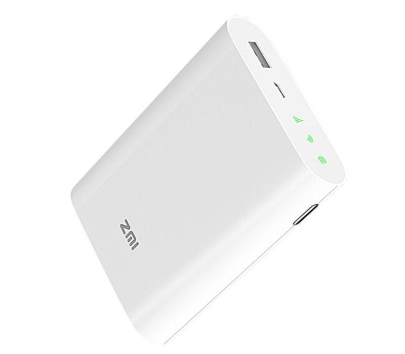 Xiaomi ZMI MF855 LTE MiFi Modem Router