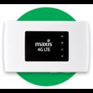 Maxis ZTE MF920W LTE MiFi Modem Router